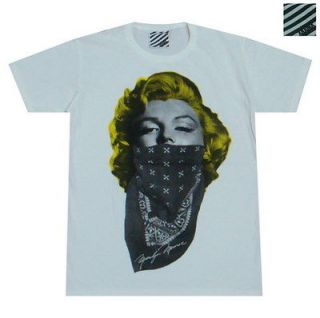 ARAINA T Shirt MARILYN MONROE sneaker dj pop art street fashion sk8