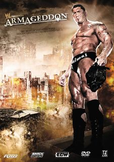 WWE   Armageddon 2007 DVD, 2008
