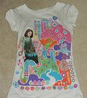 WIZARDS OF WAVERLY PLACE T SHIRT SIZE 7 8 SELENA GOMEZ ALEX RUSSO