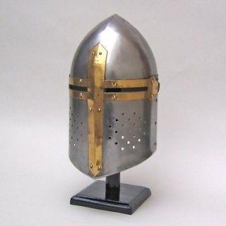 Sugarloaf Helmet ~ Medieval Knight Armor ~ Armer / Armour