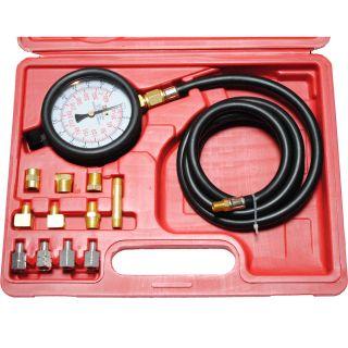 Oil Pressure Tester Automatic Wave Box Pressure Meter TU 11A