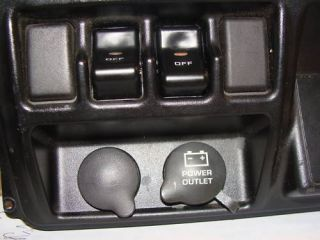 jeep tj wrangler rocker switch kit includer 2 switches time