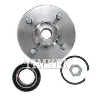 timken ha590155k front wheel bearing hub assy fits saturn sl1