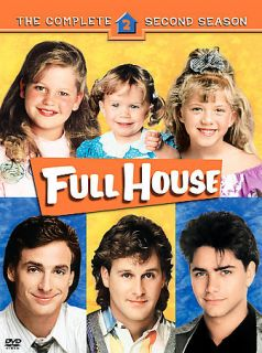 Full House ~ Complete 2nd Second Season 2 Two ~ BRAND NEW 4 DISC DVD
