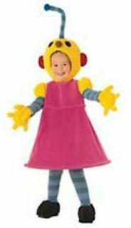 NEW  Rolie Polie Olie Sister Zowie Zoe Deluxe Costume
