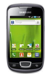 Samsung GALAXY Mini GT S5570   Steel grey Unlocked Smartphone