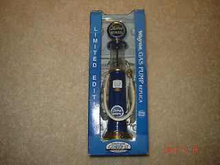 limited edition ford wayne gas pump replica time left $