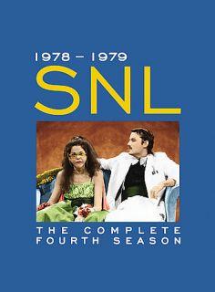 Saturday Night Live   The Complete Fourth Season DVD, 2008, 7 Disc Set