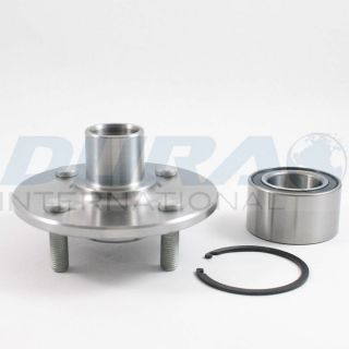 DURA INTL 295 18513 Front Wheel Bearing (Fits: Saturn SL1)