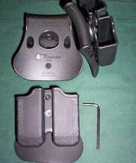 Taurus 24/7 40 S&W 357 Sig Sauer P250 P229 Double*Dual Mag*Magazine