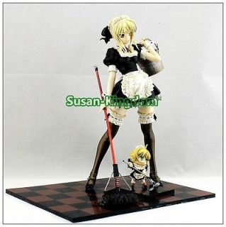 CuteFate stay night Saber Alter 1/7 Scale Painted PVC Figure