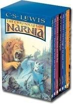 chronicles of narnia box set in Children & Young Adults