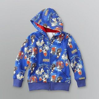 new sonic the hedgehog hoodie jacket 4 5 6 7
