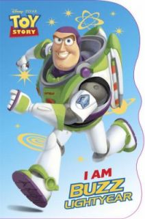 Am Buzz Lightyear Disney Pixar Toy Story by Mary Tillworth and Meika