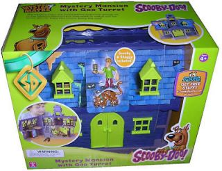 scooby doo mystery mansion in TV, Movie & Character Toys