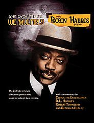 We Dont Die, We Multiply The Robin Harris Story DVD, 2006
