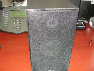 Sony SS CMX500U 30W Speaker with Cable and Connector Warranty