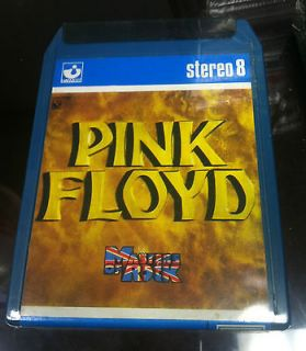 pink floyd masters of rock 8 track brand new sealed