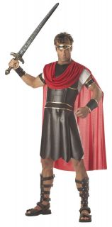 new hercules roman soldier adult costumes
