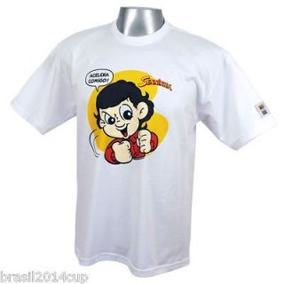 AYRTON SENNA OFFICIAL SENNINHA T SHIRT SPEEDS UP TO ME! NO FAKE