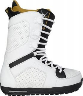 2012 Burton The White Collection TWC White 9.0 Snowboard Boots