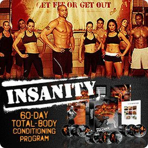 New *Insan *Shaun T 60 Day Workout Beach Body with 13 DVDs *FREE