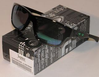 Oakley Jupiter Squared Polished Black, Jade Iriduim 100% Authentic