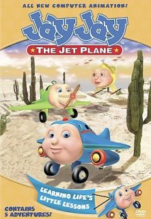 jay jay the jet plane learning life s little lessons