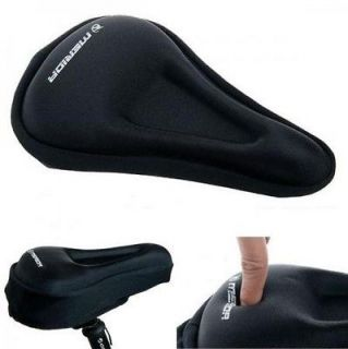 2012 Cycling Bike Bicycle Silicone Soft Pad Saddle Silica Gel Cushion