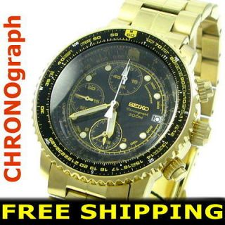 Newly listed Seiko Men Chronograph 7T62 200M Sport Watch NIB +Warranty