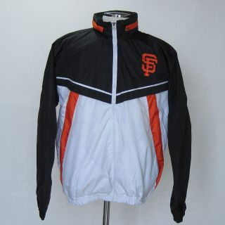 new san francisco giants hidden hoodie jackets sz large from