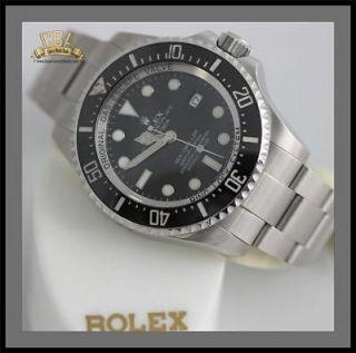 ROLEX 116660 SEA DWELLER DEEP SEA 43MM * V SERIAL * MINT CONDITION