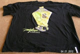 men s miskeen 4xl black designer t shirt w print