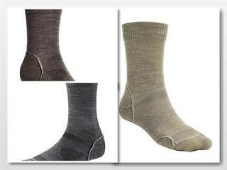 Smartwool PhD Outdoor Light Merino Wool Crew Socks Mens MED LG XL