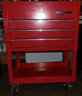 rolling snap on tool box  850 00