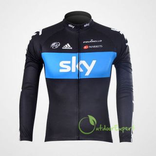 2012 Cycling Team Sports Outdoor Jersey Jacket Shirts Bicycle Bike