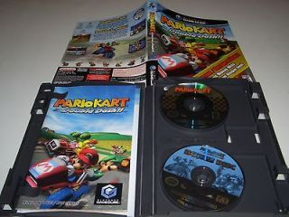 Mario Kart Double Dash (Nintendo GameCube, 2003) limit edition