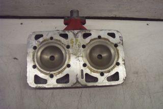 Ski Doo MXZ Formula Z STX Rotax 583 Snowmobile Engine Cylinder Head
