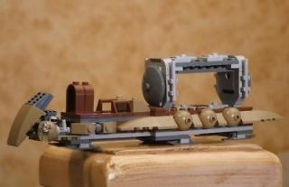 star wars lego battle droid carrier vehicle naboo 7929 time