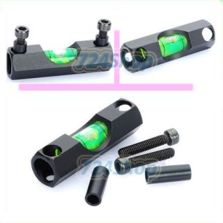 New alloy Spirit Level for 25mm/30mm Rifle Scope Laser Sight Mounts