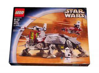 Lego Star Wars Episode II AT TE (4482) New in Sealed Box NIB   Ships