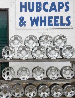 Toyota Tacoma Silver Steel Wheel Rims 4X4WD OEM 2005 2010 2011 2012