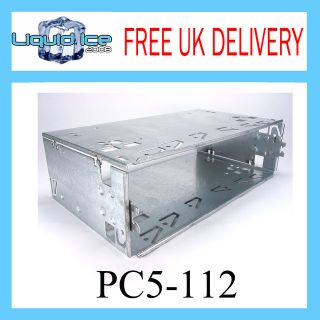 pc5 112 alpine single din cd radio stereo fitting cage