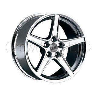 OEM Ford Mustang Saleen Wheel/Rim 300 Chrome 20 5 Lug