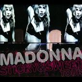 The Sticky Sweet Tour Digipak CD DVD by Madonna CD, Apr 2010, 2 Discs