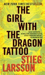 with the Dragon Tattoo (Millennium Trilogy, Book 1), Stieg Larsson