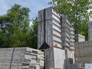 New 5 Piece Concrete Molds Forms Driveways Patio Paver Diy