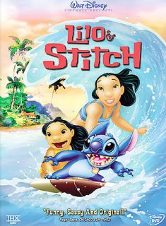 lilo & stitch dvd in DVDs & Blu ray Discs