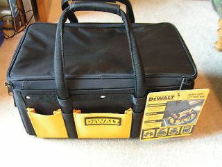 Heavy Duty 17 Ballistic Nylon/Canvas Tool Bag NEW