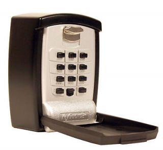 Wall Mount house key lock box senior citizen medical emergency safe
